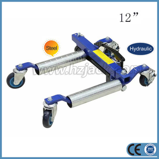 Heavy Duty Hydraulic Vehicle Positioning Jack 1500 Lbs