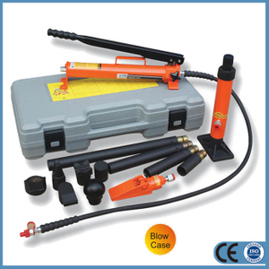 High Quality 10 Ton Manual Porta Power Hydraulic Jack