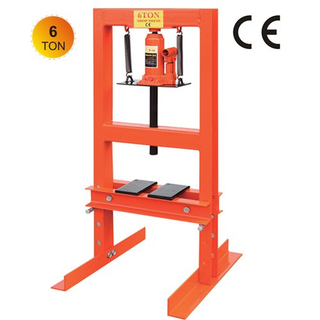 6 ton hydraulic shop press