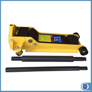 Low Profile 3.5 Ton Hydraulic Floor Jack for Car