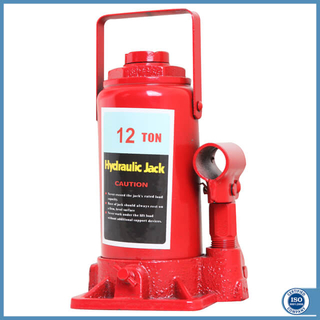 12 Ton Hydraulic Car Bottle Jack