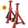Three-legged 2 ton folding jack stand