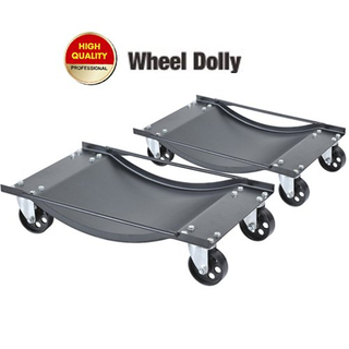 Car wheel dolly