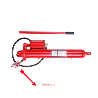 Pneumatic Long Ram Jack