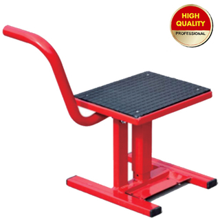 Mini motorcycle lift table