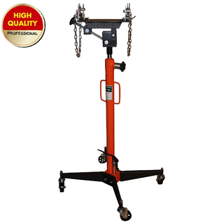Standard single stage transmission jack with adapter