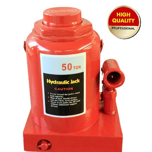 50Ton Hydraulic Bottle Jack