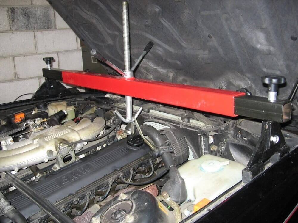 Car Engine Support