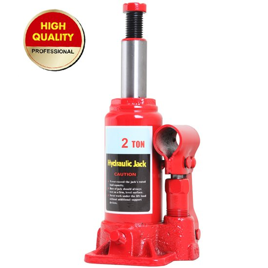 2 ton Hydraulic Bottle Jack