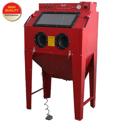 350L Vertical Sandblast Cabinet from China manufacturer ...