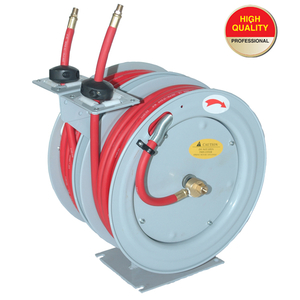 2 in 1 air hose reel